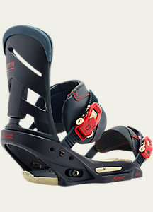 Support Local Mission EST Snowboard Binding