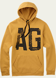 Men's Analog Agent Pullover Hoodie