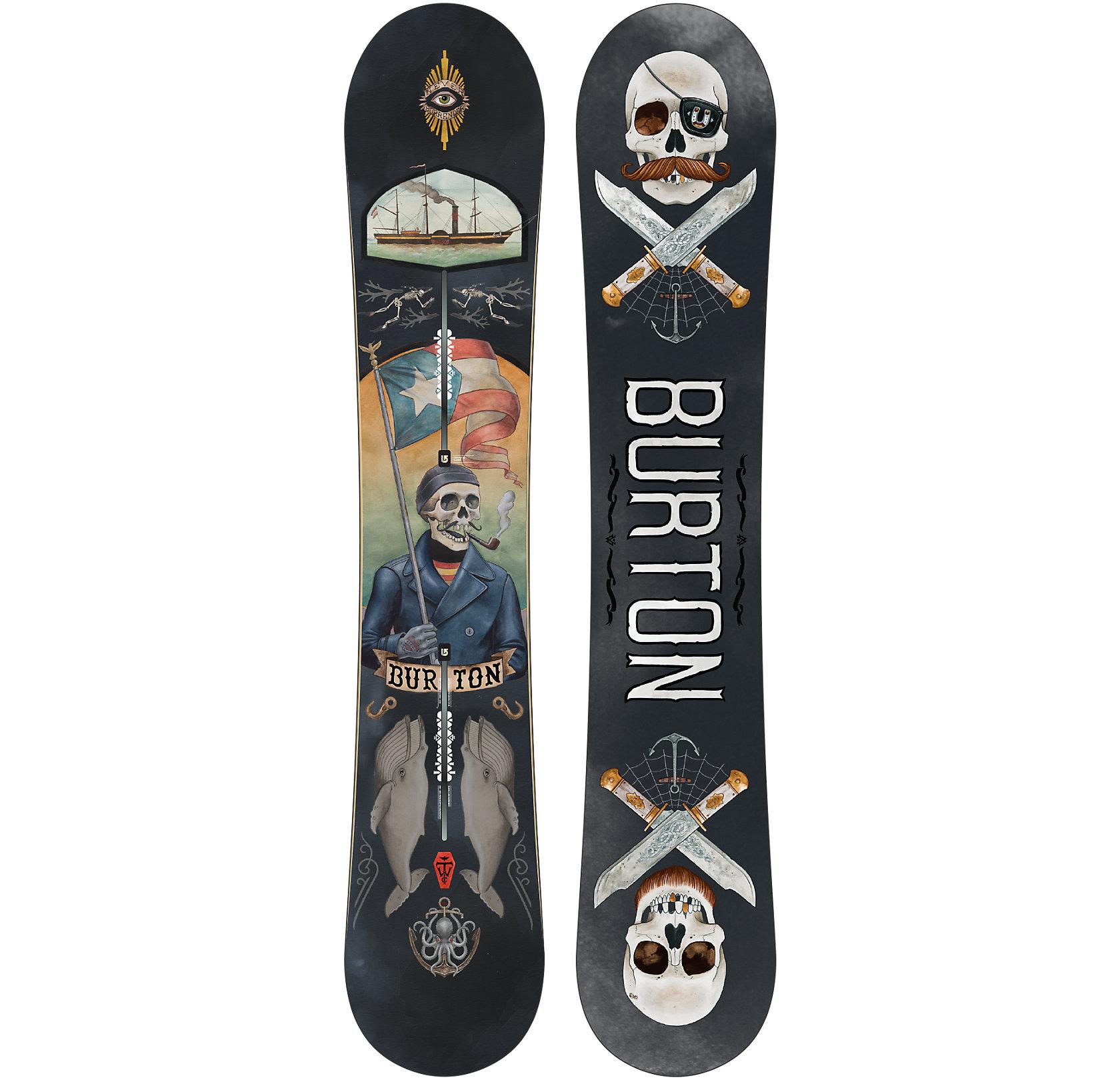 Burton Snowboard TWC 156cm