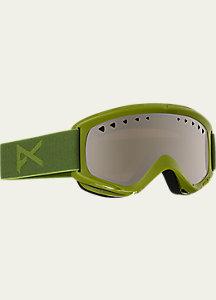 anon. Helix Snowboard / Ski Goggle + Spare Lens