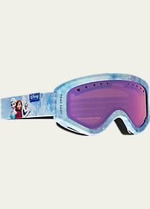 Disney Frozen x anon. Tracker Snowboard / Ski Goggle