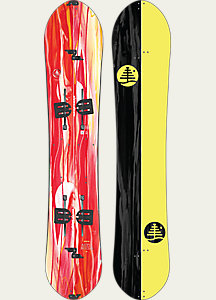 Burton Family Tree Anti-Social Snowboard