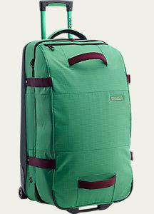 Wheelie Double Deck Travel Bag