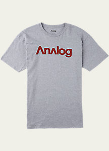 Analog Analogo Short Sleeve T Shirt