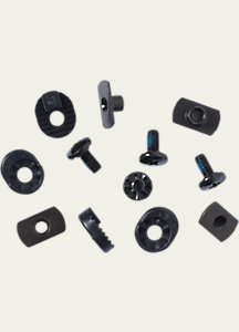 Burton Highback Mounting Hardware Kit