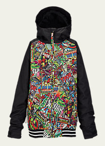 Marvel® x Burton Boys' Game Day Jacket