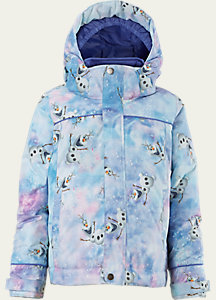 Disney Frozen Girls' Minishred Elodie Jacket