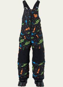 Burton Boys' Minishred Maven Bib Pant