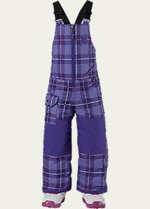 Burton Girls' Minishred Maven Bib Pant