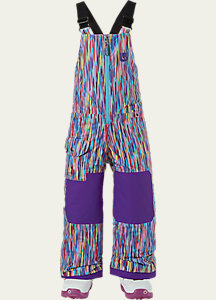 Burton Girls' Minishred Maven Bib Pant