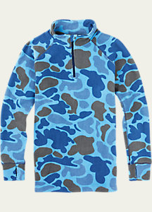 Burton Youth Fleece 1/4 Zip