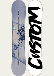 Burton Custom Twin