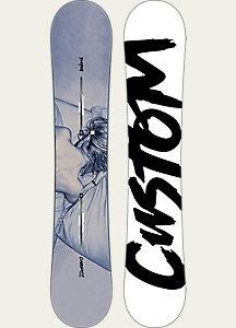 Burton Custom Twin Flying V Snowboard
