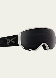 anon. WM1 Snowboard / Ski Goggle adorned with crystals from Swarovski®