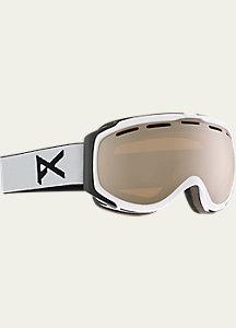 anon. Hawkeye Snowboard / Ski Goggle + Spare Lens
