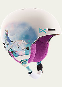 Disney Frozen x anon. Girls' Rime Snowboard Helmet
