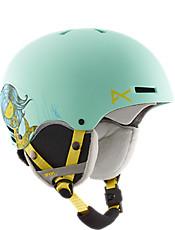 anon. Girls' Rime Snowboard Helmet