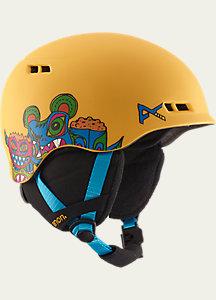 anon. Boys' Burner Snowboard Helmet