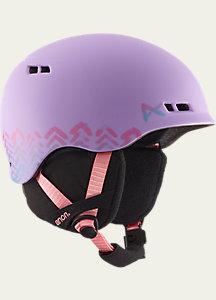 anon. Girls' Burner Snowboard Helmet