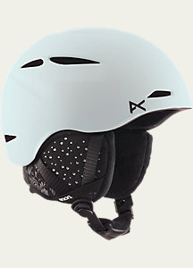 anon. Keira Snowboard Helmet adorned with crystals from Swarovski®