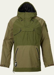 Men's Analog Highmark GORE-TEX® Anorak Snowboard Jacket