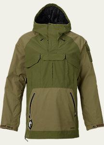 Men's Analog Highmark GORE-TEX® Anorak Snowboard Jacket