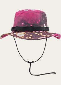 Men's Analog Jungle Bucket Hat