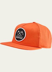 Burton Woodsman Snap Back Hat