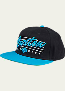 Burton Boys' Classic Snap Back Hat