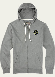 Burton Family Tree Recycled Full-Zip Hoodie