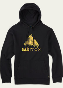 Burton Classic Mountain Pullover Hoodie