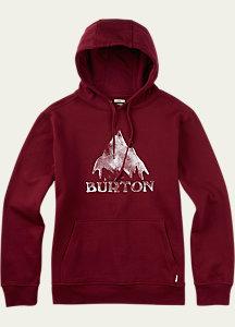 Burton Classic Mountain Pullover Hoodie
