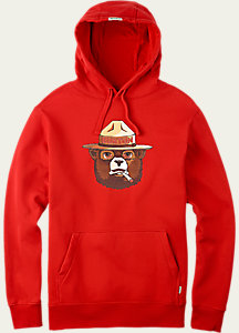 Bearly Legal Pullover Hoodie