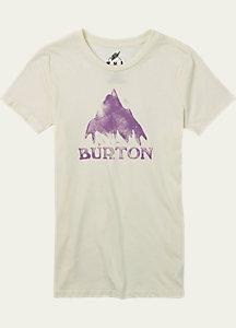 Burton Stamped Mountain Short Sleeve T Shirt