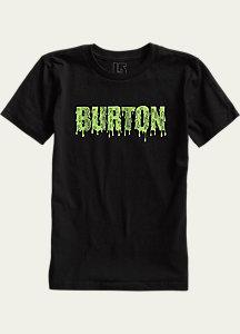 Burton Boys' Slime Short Sleeve T Shirt