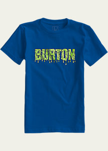 Burton Boys' Slime Short Sleeve T Shirt