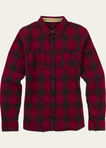 Burton Grace Long Sleeve Woven