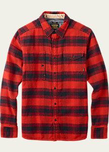 Burton Mill Long Sleeve Woven Shirt