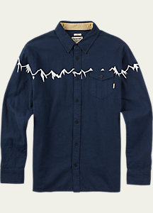 Burton Farrel Long Sleeve Woven