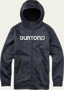 Burton Bonded Full-Zip Hoodie