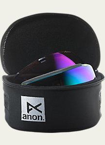 anon. Snowboard / Ski Goggle Case