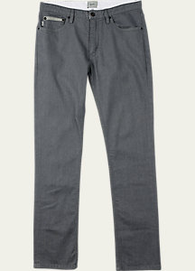 Burton B77 Slim/Straight Denim Pant