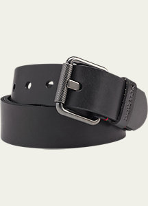 Burton Leather Belt