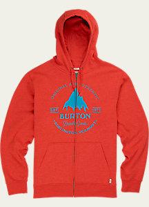 Burton Gristmill Full-Zip Hoodie