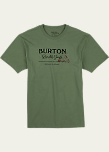 Burton Durable Goods Short Sleeve T Shirt