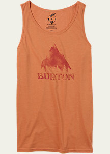 Burton Stamped Mountain Recycled Tank