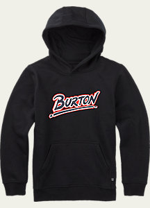 Boys' Big Up Pullover Hoodie