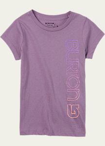 Burton Girls' Antidote Short Sleeve T Shirt