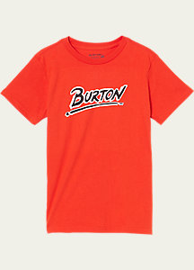 Burton Boys' Big Up Short Sleeve T Shirt