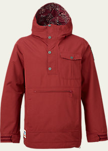 Burton Sawyer Anorak Jacket